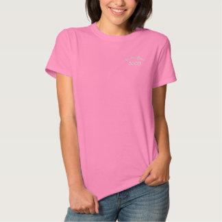 Brautjungfern-Polo-Shirts Besticktes Damen Polo Shirt