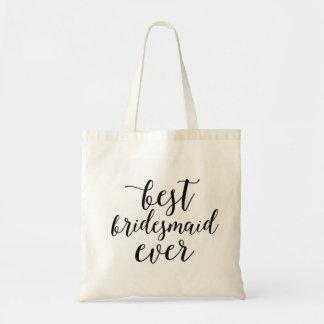Brautjungfern-Taschen-Tasche Budget Stoffbeutel