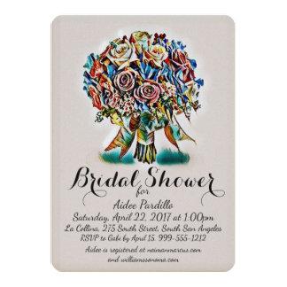 Brautparty-Einladung Karte