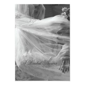 Brautparty-Einladungen [12x18] 12,7 X 17,8 Cm Einladungskarte
