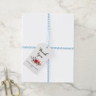 Brautparty-Geschenk-Umbauten für Gastgeschenke Geschenkanhänger