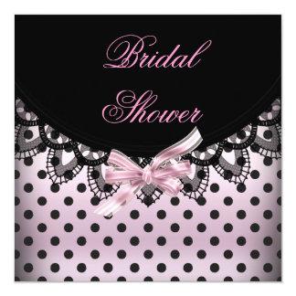 Brautparty-Polterabend-PartyZebra Quadratische 13,3 Cm Einladungskarte