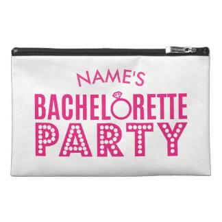 Brautparty-rosa Reisekulturtasche