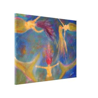 """""""Braving The Depths"""" Mermaid Art"""