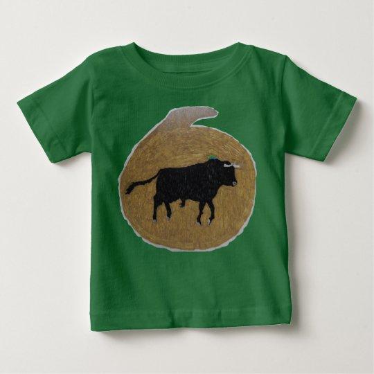 Bravo Viva EL Toro Baby T-shirt