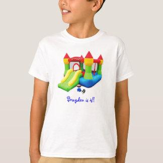 brayden T-Stück, Brayden ist 4!! T-Shirt