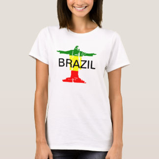 BRAZIL RASTA T-Shirt