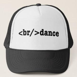 breakdance HTML Truckerkappe