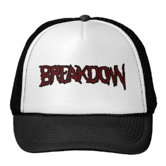 Breakdown Cap