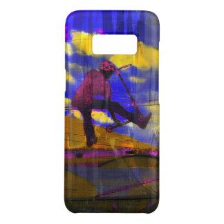 Bremsung-Roller Kunst-Sport-Entwurf Case-Mate Samsung Galaxy S8 Hülle