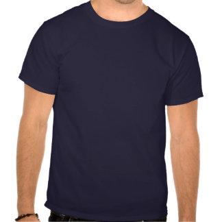 Brennen Sie die Blues durch T Shirts