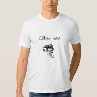 Brennen Sie mich durch T-shirt