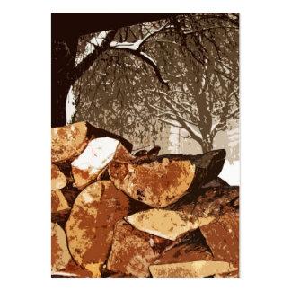 Brennholz jumbo
