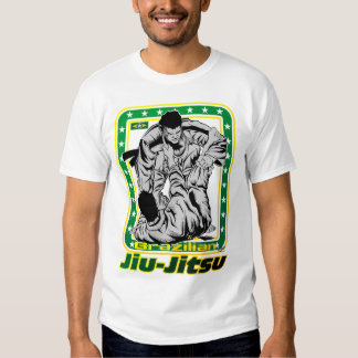 Brésilien Jiu-Jitsu - 1 Tee Shirts