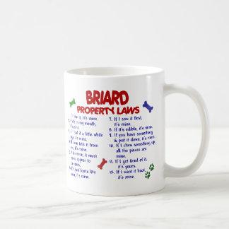 BRIARD PL2 KAFFEETASSE