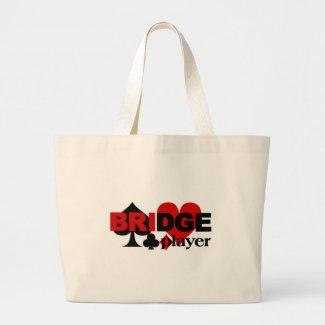 Bridge-Spieler Tasche