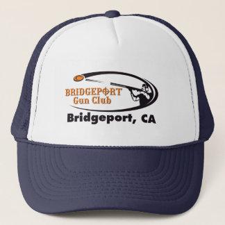 Bridgeport-Gewehr-Verein-Fernlastfahrer-Hut Truckerkappe