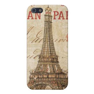 Brief aus Paris Hülle Fürs iPhone 5
