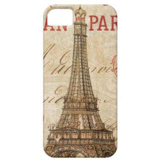 Brief aus Paris iPhone 5 Schutzhülle