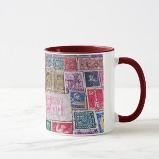 Briefmarke Tasse