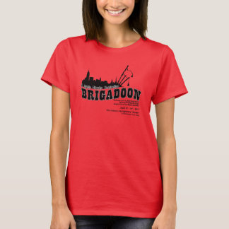 Brigadoon Form-Damen-T - Shirt