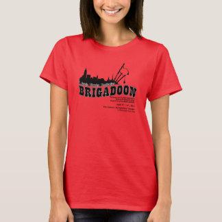 Brigadoon Form-Damen-T - Shirt