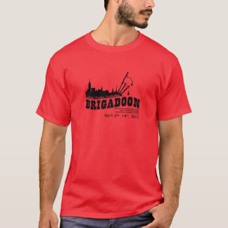 Brigadoon Form-T - Shirt