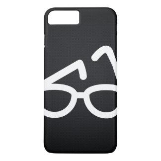 Brillen-Qualitäts-Piktogramm iPhone 8 Plus/7 Plus Hülle