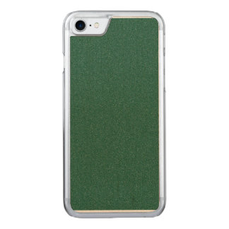 Briten, die grünen Stern-Staub laufen Carved iPhone 8/7 Hülle