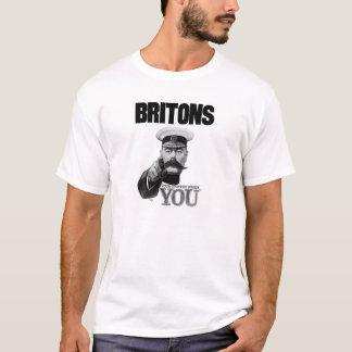 Briten Ihr Land benötigt Sie - Lord Kitchener T-Shirt