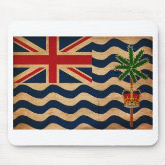 Britische der Ozean-Gebiets-Flagge Mousepad