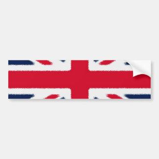 Britische Flagge Autoaufkleber