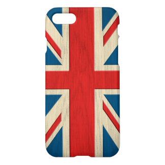 Britische Flagge iPhone 8/7 Hülle