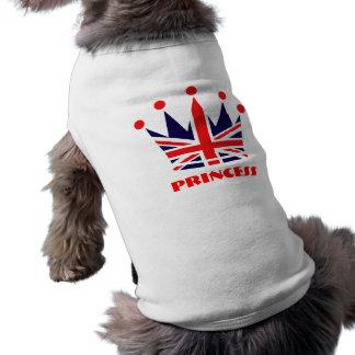 Britische Prinzessin Crown Shirt