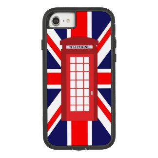 Britische Telefonkasten Gewerkschafts-Jackflagge Case-Mate Tough Extreme iPhone 7 Hülle 1