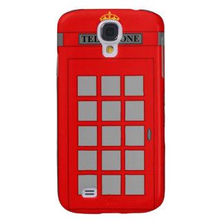 Britische Telefonzelle Galaxy S4 Hülle