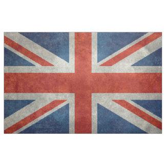 BRITISCHER Gewerkschafts-Jack auf Gewebe Stoff
