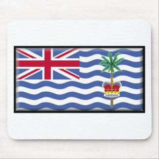 Britisches der Ozean-Gebiets-Flagge Mousepad