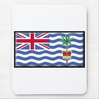 Britisches der Ozean-Gebiets-Flagge Mousepads