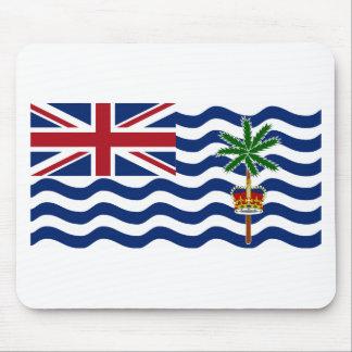Britisches der Ozean-Gebiets-Flagge Mauspads