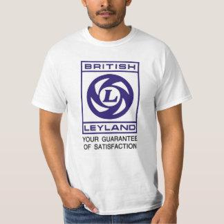 Britisches Leyland - Zufriedenheits-Garantie T-Shirt