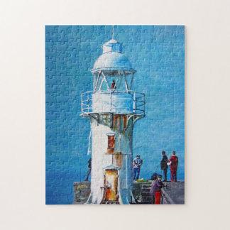 Brixham Leuchtturm-Fotopuzzlespiel
