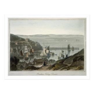 Brixham, Torbay, Devon, von Volumen VIII von Postkarte