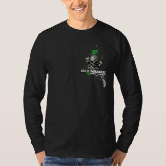 Brokenrunners Sleeve T-shirt