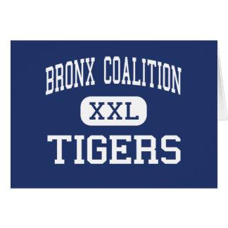 Bronx-Koalition - Tiger - Gemeinschaft - Bronx Karte