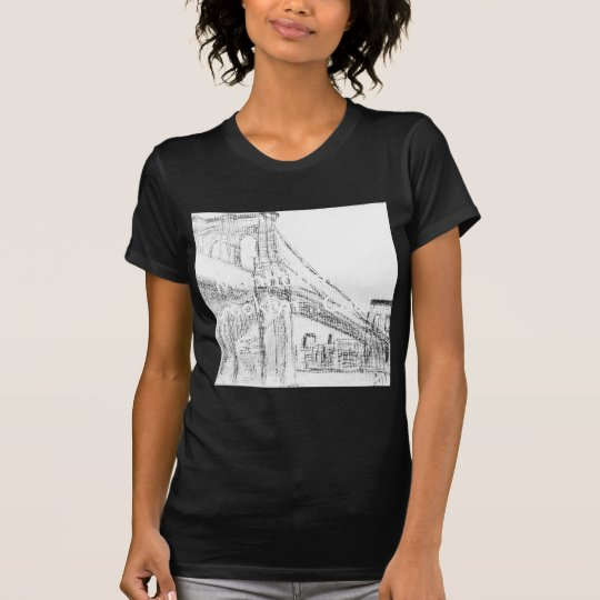 Brooklyn-Brücke T-Shirt