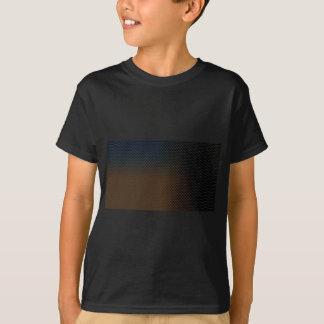 Brown-Beschaffenheit T-Shirt