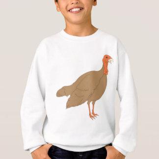 Brown die Türkei Sweatshirt