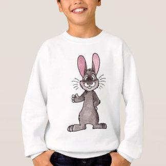 Brown-Kaninchen Sweatshirt