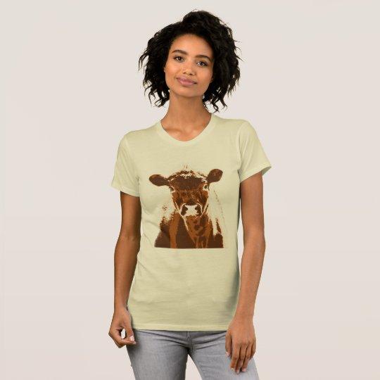 Brown-Kuh-Vieh T-Shirt